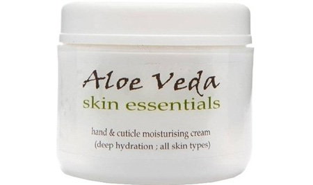 Aloe Veda Hand and Cuticle Moisturizing Cream