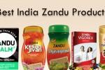 Best Zandu Products in india