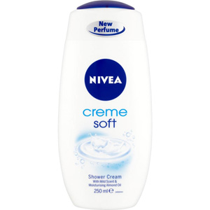 Nivea Creme Soft Shower Cream