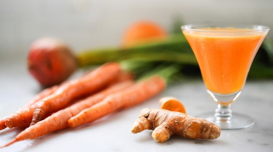 benefits of fresh turmeric juice