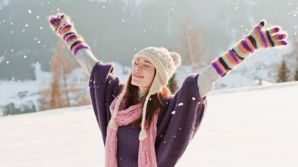 Health Benefits of Winter Walking