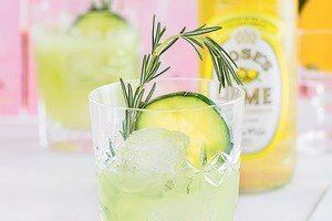 Cucumber and Lemonade Chiller