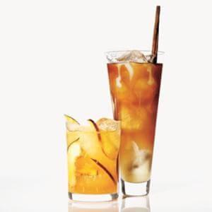 Peach Wine Cooler low calor