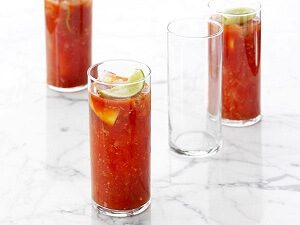 Tomato Jalapeno Bloody Mary