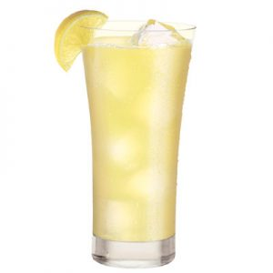 Ultimate Ketel and One Lemonade low calorie summer cocktail