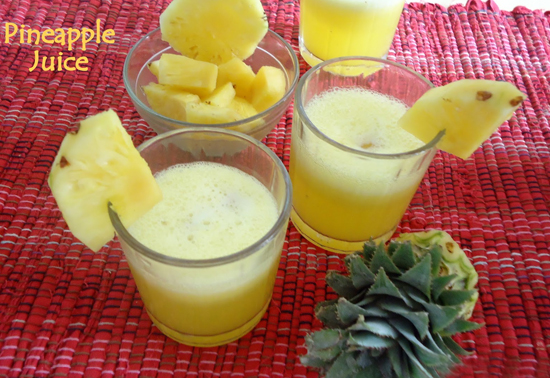 Top 10 Health Benefits of Pineapple Juice