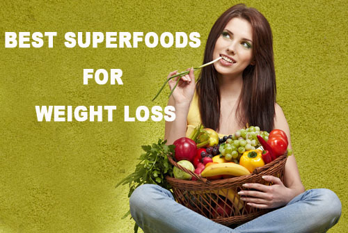 25 Best Superfoods for Weight Loss