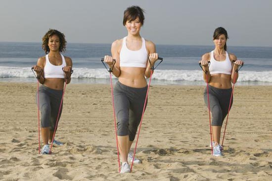 8 Best Exercise For Strong Thighs