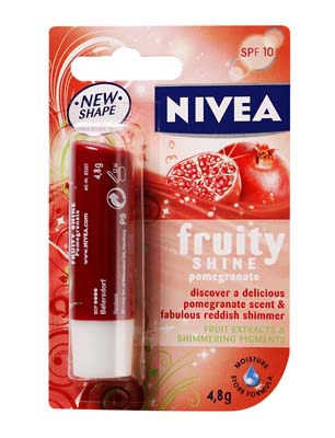Nivea Fruity Shine Pomegranate