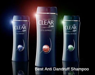 Best Anti Dandruff Shampoo in India