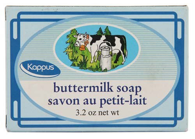 Kappus Buttermilk Soap
