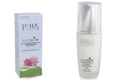 Lotus Herbals White glow skin whitening