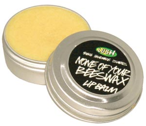 Lush None of your Beeswax