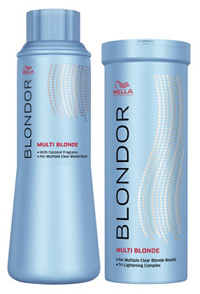 Wella Blondor Lightening Powder & Cream