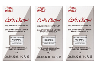 Wella Color Charm Permanent Liquid