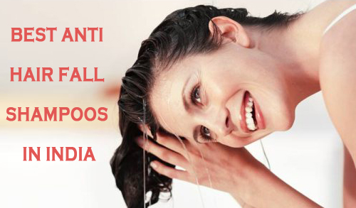 Best Indian Anti Hair Fall Shampoos