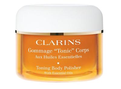 Clarins Toning Body Polisher