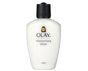 Olay Moisturizing lotion