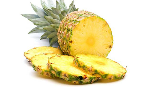 Pineapple healthy fruit