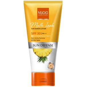 VLCC Matte Look Sunscreen Lotion