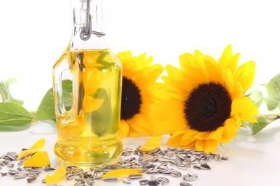Sunflower Oil for skin
