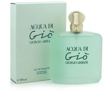 Acqua Di Gio Perfume by Giorgio Armani