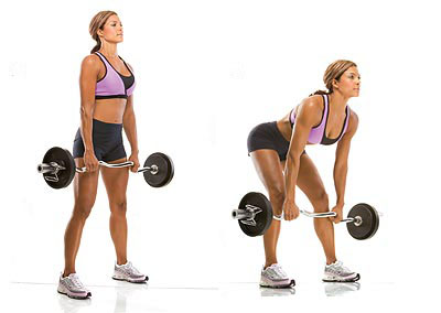 Deadlifts Exercise