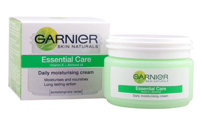 Garnier Essential Care Daily Moisturising Cream