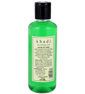 Khadi Neem Herbal Face Wash