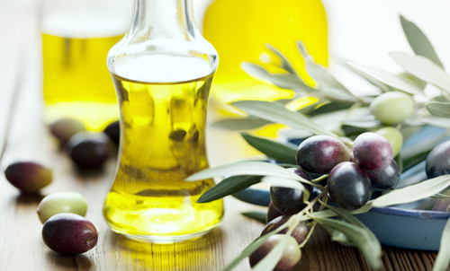 Olive Oil for hair