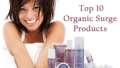 Daily Skin Care Organic Surge Products in India