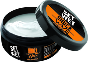 Set Wet Style Hair Gel