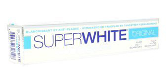 Super White Toothpaste