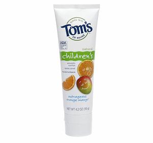 Tom's of Maine Children's Toothpaste