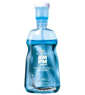 AM PM Rinse Mouth Wash