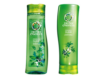 Herbal Essences Drama Clean Conditioner