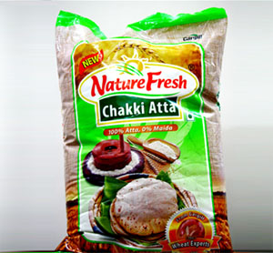 Nature Fresh Chakki Atta
