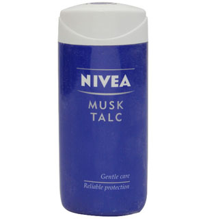 Nivea Musk Talc for men