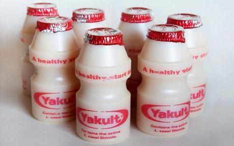 Yakult Milk Drink