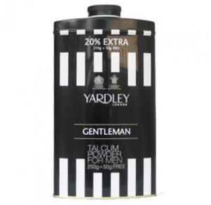 Yardley London Gentleman Talcum Powder for Men