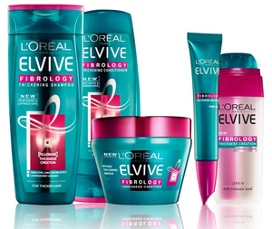 L'Oréal Paris Elvive Fibrology Thickening Shampoo