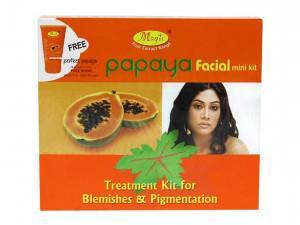 Natures Essence Magic Papaya Facial Treatment Kit