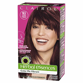 Clairol Herbal Essences Color Me Vibrant Hair Color