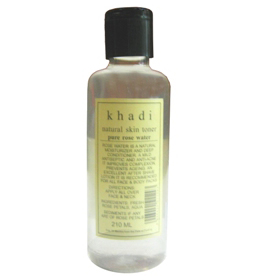 Khadi Natural Skin Toner-Pure Rose Water