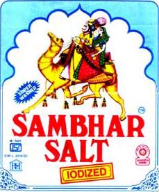 Sambhar salt