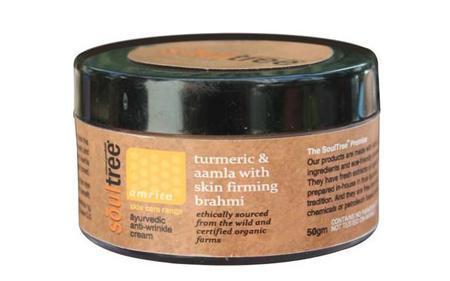 Soul Tree Turmeric & Aamla with Skin Firming Brahmi