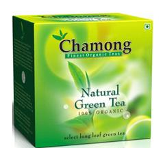 Chamong Green Organic Tea