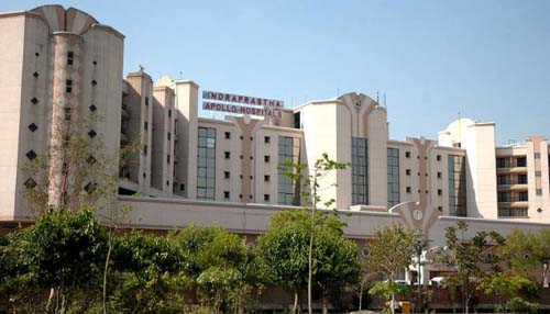Indraprastha Apollo Hospital, Delhi