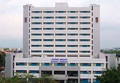 Manipal Hospital, Bangalore