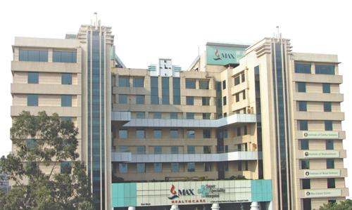 Max Cancer Center and hospital Delhi